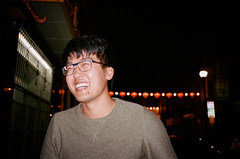 Jokes (on__ice) Tags: contaxt3 kodak kodakportra contax film filmphotography colorful chinatown sf sanfrancisco sanfranciscobay dinner