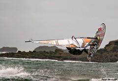 Photos Marco BP (31) (marcbihanpoudec) Tags: plancheàvoile porspoder vent presquiledesaintlaurent vagues