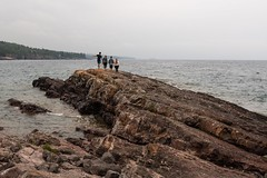 Something real (danjohnfoley) Tags: rocky northshore minnesota duluth lakesuperior