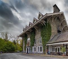 Hafod Hotel (Tony Calder) Tags: hafod wales ceredigion devilsbridge ygwyll hinterland