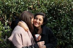 rebecca e alessia (marti.labruna) Tags: hugs frienship tenderness