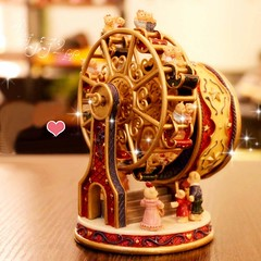 Rotating Ferris Wheel Music Box (mywowstuff) Tags: gifts gift ideas gadgets geeky products men women family home office