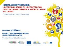 #intercambiosMEX, #EncuentroSOCIEUX+