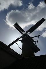 Molen « De Hoop » (big moustache) Tags: windmill moulin molen«dehoop» zierikzee zeeland zélande nederland netherlands paysbas