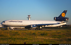 Lufthansa Cargo (Guilherme_Martinez) Tags: lisboa love me lisbon hobbie aircraft airbus airbuslovers passion planespotting portugal sky summer sun sunset cool clouds cargo like lovers follow family followme