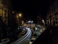 Dark City | Victoria Street (bnrynlds) Tags: portra 100t edinburgh bronica etrsi