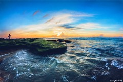 And forget not (gusdiaz) Tags: sc ft fisher mar arena sal oceano agua photographer fotografo bahia waterscape nature naturephotography rocks rocas stunning amanecer atardecer sunrise sunset beautiful relaxing serene waves olas