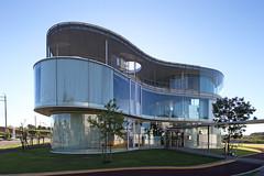 Toyota Lifelong Learning Centre, Kazuyo Sejima (davidaewen) Tags: architecture toyota japan lifelong learning centre kazuyo sejima aizuma hall sanaa