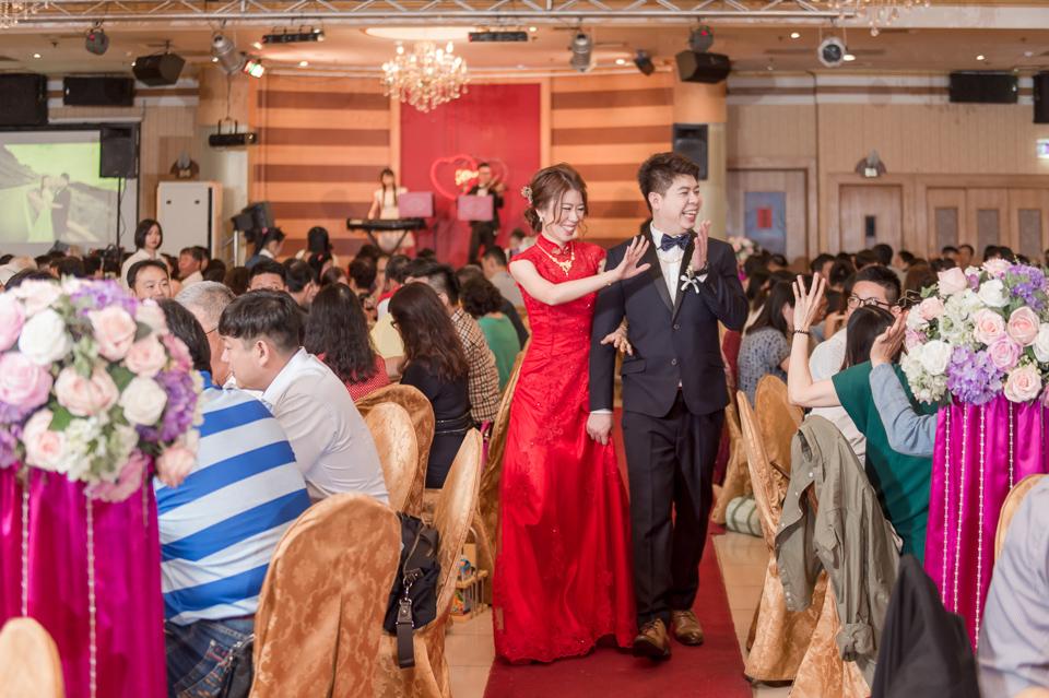 台南婚攝 海中寶料理餐廳 滿滿祝福的婚禮紀錄 W & H 100