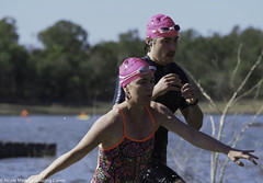 "Cairns Crocs Lake Tinaroo Triathlon-Swim Leg • <a style=""font-size:0.8em;"" href=""http://www.flickr.com/photos/146187037@N03/45592594971/"" target=""_blank"">View on Flickr</a>"