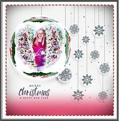 minimal white christmas background with snowflakes decoration (sing-smile-sing) Tags: christmas merry happy xmas holiday vector background winter december season card greeting celebration new year festive festival poster design event invitation graphic snow flake snowflake snowfall frost