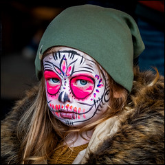 Little Dead Girl (Rodrick Dale) Tags: little dead girl day face painting makeup