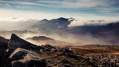 Yr Wyddfa (gerainte1) Tags: yrwyddfa moelsiabod snowdonia northwales mountains colour