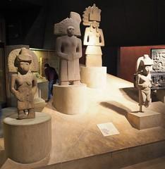 Stone sculptures of female dieties (Brule Laker) Tags: london bloomsbury england uk artifacts museums britishmuseum unitedkingdom greatbritain britain europe