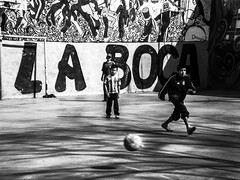 Pibes de la Boca (Juan Pablo Iorio) Tags: futbol boca argentina niños soccer boys