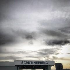 diary #2213: Scrutineering