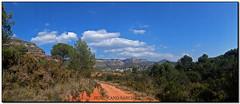 La Cara de l'Indi vigila Riells i els Cingles de Bertí, Riells del Fai (el Vallès Oriental) (Jesús Cano Sánchez) Tags: elsenyordelsbertins fujifilm xq1 catalunya cataluña catalonia barcelonaprovincia valles vallesoriental cinglesdeberti santfeliudecodines biguesiriells elracodelbosc geologia geology lavalldeltenes senderisme senderismo hiking