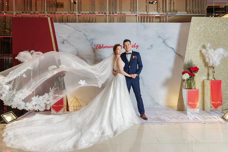 婚攝,高雄,夢時代頤品大飯店,搶先看,婚禮紀錄,南部
