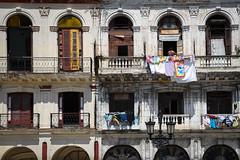Havana (Sean Sweeney, UK) Tags: nikon dslr d750 havana cuba caribbean island vintage la habana lahabana old town oldtown building architecture window windows travel photography photo