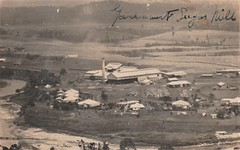Sugar mill at South Johnstone, Qld - early 1900s (Aussie~mobs) Tags: vintage queensland southjohnston australia sugarmill innisfail house home residence government aussiemobs