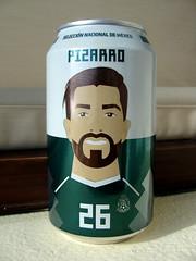Rodolfo Pizarro (knightbefore_99) Tags: cerveza pivo beer mexican mexico malt hops craft tasty best cool rodolfo pizarro can corona national team selection art