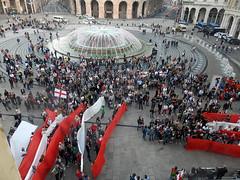 18101322474riprgenova (coundown) Tags: genova riprendiamocigenova ponte morandi manifestazione corteo cittadini mobilitazione crollo bandiere