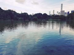 Central Park (Urban Dandelion) Tags: new york central park manhattan lake natural north america skyscraper chile pantsu