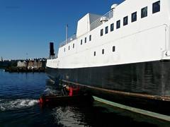 """Bognes"" (OlafHorsevik) Tags: ferge ferga ferry ferja ferje torghattennord thn bognes"