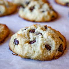2018.10.21 Low Carbohydrate Chocolate Chip Cookies, Washington, DC USA 06711