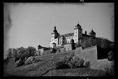 fortress marienberg (Jemele10) Tags: würzburg wuerzburg deutschland germany fortress festung marienberg nikon d610 afs24120 afs241204 schwarzweis blackandwhite blackwhite