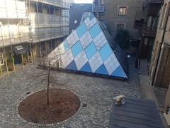 Shad Thames Pyramid (sarflondondunc) Tags: pyramid pyramidbuilding queenelizabethstreet bermondsey southwark london office