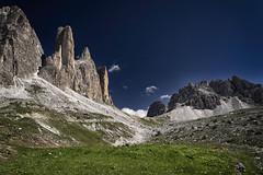 Tre Cime di Lavaredo (Guido Havelaar) Tags: dolomieten trecime dreizinnen dolomiti italia wanderlust sudtirol altoadige mountains bergwelt
