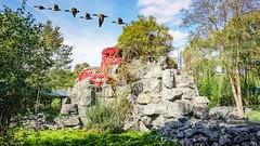 Landscape - 5932 (ΨᗩSᗰIᘉᗴ HᗴᘉS +27 000 000 thx) Tags: pairidaiza nature bird landscape roc rochers autumn season hensyasmine namur belgium europa aaa namuroise look photo friends be wow yasminehens interest intersting eu fr greatphotographers lanamuroise