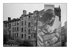 Mother & Child (jbhthescots) Tags: 250mmsummicronv5 bwyellowfilter glasgow hc110dild630min ilfordhp5400 leicam3 plustek7600i sekonicl308s vuescan