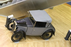 1929 Austin Seven Avon Sportsman (CHRISTOPHE CHAMPAGNE) Tags: 2018 uk coventry british motor museum kp7680 1939 austin seven sportsman 2seater 747cc