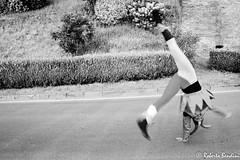 The Joker (Roberto Bendini) Tags: italy italia italie marche romagna città town brisighella gradara recanati medioevo art canon joker black white