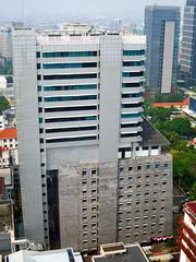 Gedung Anneks Balai Kota DKI (Ya, saya inBaliTimur (leaving)) Tags: jakarta building gedung architecture arsitektur office kantor
