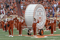 Big Bertha (DaveWilsonPhotography) Tags: usc bigbertha universityoftexas longhornband lhb texasmemorialstadium universityofsoutherncalifornia ut football drum