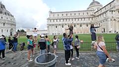 P1290530 (宗峰) Tags: 比薩斜塔 torre pendente di pisa 義大利托斯卡納 panasonic lumix dmc gx85 olympus mzuiko digital ed 714mm f28 pro