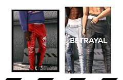 Maverick Denim @ MAN CAVE (Rhuigi Bourne) Tags: betrayal betrayalsl jeans denim maverick brief fall winter menswear mens mancave man cave