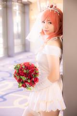 IMG_8290 (moshitea) Tags: makinishikino lovelive cosplay cosplayer anime girl portrait fanime fanime2018 コスプレ コスプレイヤー アニメ ラブライブ 西木野真姫 wedding bride