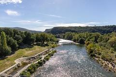 Vallon-Pont-d'Arc, Auvergne Rhone-Alps, France (doublejeopardy) Tags: vallon france rhonealps pontdarc auergne river ardeche salavas ardèche fr