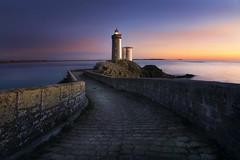Petite Minou (niripla) Tags: bretagne bretaña francia lighthouse faro petiteminou sunset atardecer
