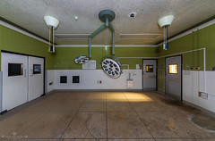 Stoke Hospital (Alex Burnells Photography) Tags: abandoned urbex forgotten decaying