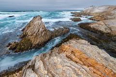 Montaña de Oro State Park (gatorlink) Tags: canonef1635mmf4lisusm california state parks ocean blue rocks canon6dmarkii