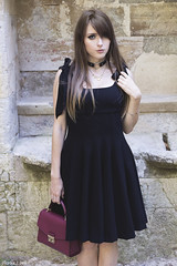 Claire (Florent Joannès) Tags: shooting shoot photo photography portrait photographie modeling mode makeup 2018 50mm casual lifestyle dress witchy