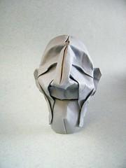 Charrui (Rui.Roda) Tags: origami papiroflexia papierfalten mask masque mascara charrui