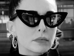 MAZ (Cheese - @cheesecontact) Tags: pfw parisfashionweek fashion model glasses sunglasses lunettesdesoleil sexy