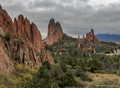 Garden of the Gods Cathedral Valley (brian.swogger) Tags: colorado landscape red garden springs nature gods sky park beautiful peak travel blue rock mountain sandstone geology tourism orange background hiking coloradosprings rocks outdoors gardenofthegods national landmark green formation natural usa geologic rocky scenic god formations day famous clouds snow manitou fall climbing valley sunrise mountains wallpaper wonder