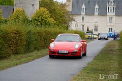 20181007 - Porsche 911 Carrera S - N(2663) - CARS AND COFFEE CENTRE - Chateau de Longue Plaine (laurent lhermet) Tags: carreras carrera chateaudelongueplaine domainedelongueplaine nikkor18105 nikond5500 porsche911carrera porsche porsche911 nikon